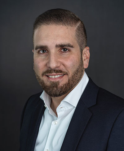 Portrait Dario Valenti
